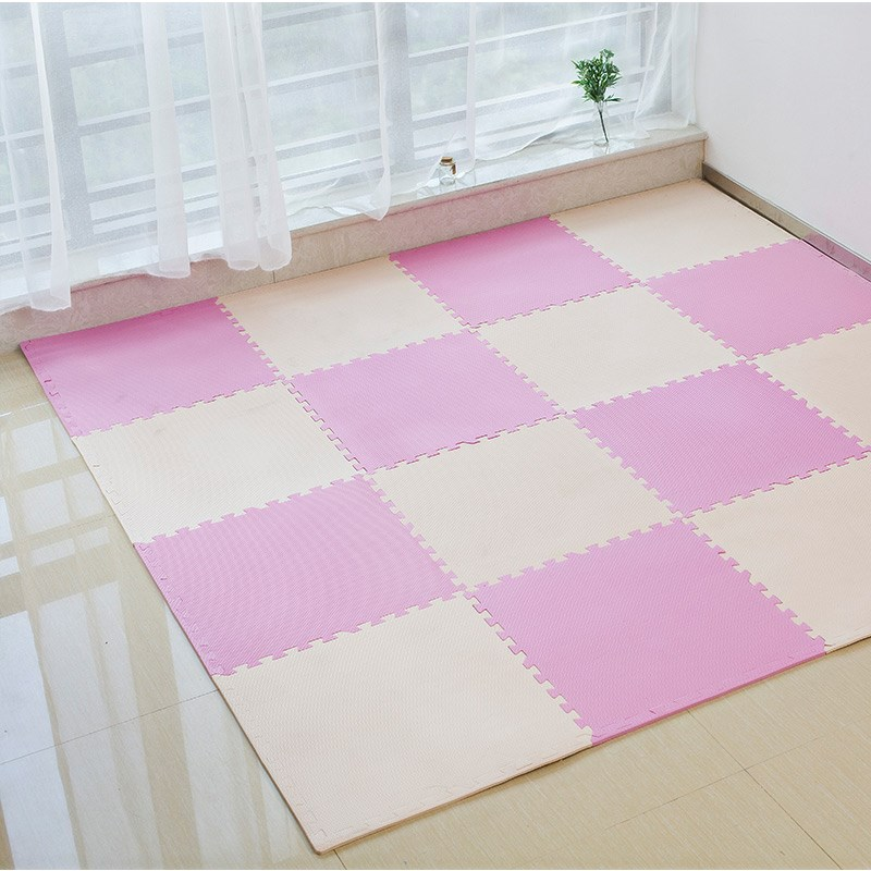 Classic puzzle 3060 tatami mats on the floor mosaic baby infant child thickened crawling pad EVA