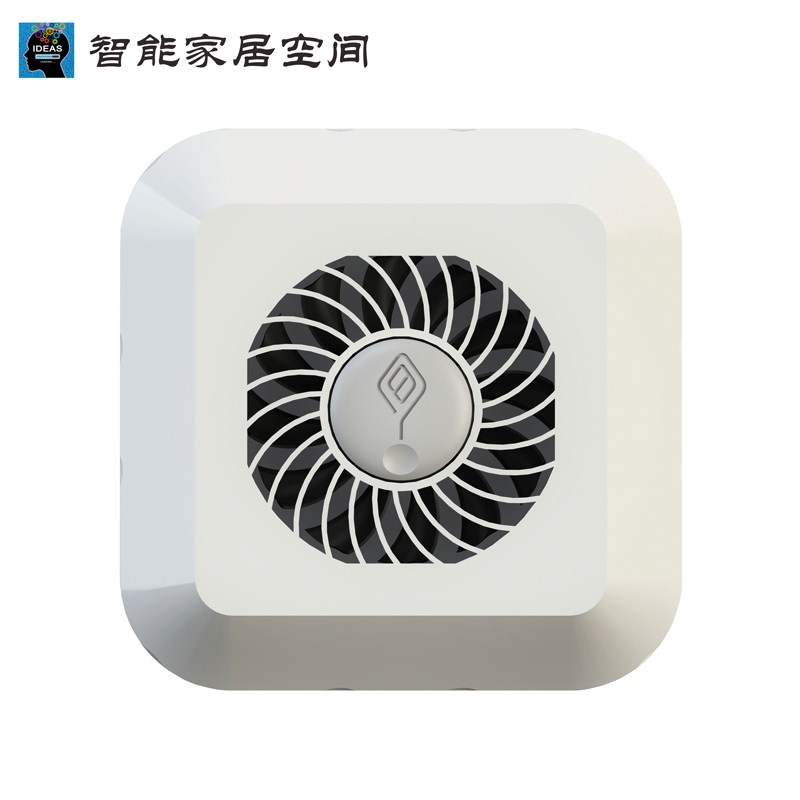 A bordo de un purificador de aire además de formaldehído de bricolaje doméstico mudo PM2.5 vendiendo humo de carbón activado ffu dormitorio
