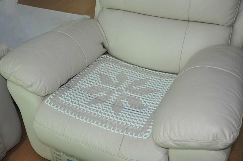 ωραίο τσαρδί γυάλινα σφαιρίδια μέρες του καλοκαιριού μαξιλάρι καναπέ στο γραφείο του αέρα ψύξης του αυτοκινήτου τους υπολογιστές εστιατόριο καρέκλα εδώ