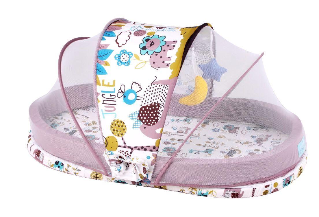 μωρό 床宝宝 μικρό κρεβάτι ββ ταξίδι κρεβάτι πολυλειτουργική φορητό πτυσσόμενο κρεβάτι μωρό μου παιχνίδι στο κρεβάτι με κουνουπιέρα, CMT
