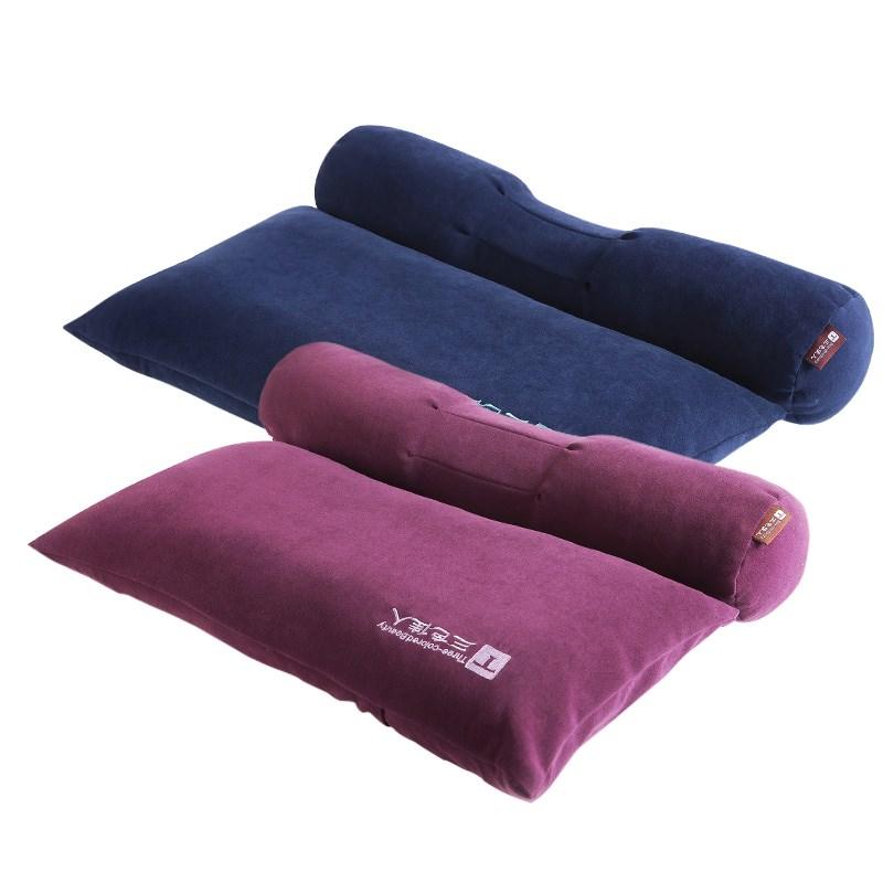 枕枕ケツメイシ護頸椎ラベンダー蕎麦シングル枕