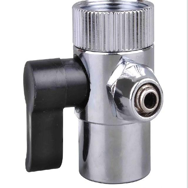 Wasserfilter wasserfilter - Hahn ein ventil in drei ventile 2 Einzel - ventil wasserabscheider, Gemeinsame