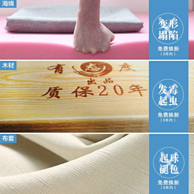 λάτεξ καναπέ - κρεβάτι πτυσσόμενου σαλόνι διπλό πολυλειτουργική 1,5 1,8 αποθήκευσης και μικρού μεγέθους 2 μέτρα