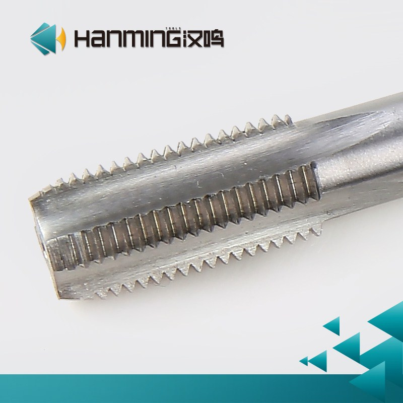 M5~/*0.8*1*0.75*100L*120*150 long thread tap, spiral fluted tap M6
