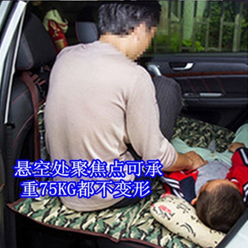 Zhuo star standard non pneumatic vehicle rear bed mattress bed vehicle driving car car travel bed bed bed mattress