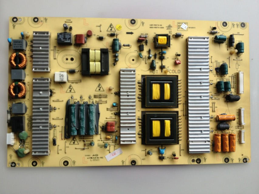 创维 55E60HR 액정 텔레비전 전원 보드 역시 한 P55TTK 한 0030168P 한 P55TTK 한 00
