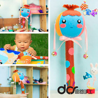 19 yuan package Youdi Ou nonwoven materials package douniwan handmade cloth DIY toy rattle
