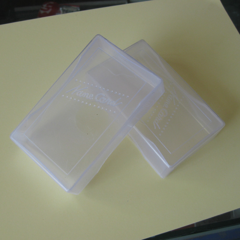 - öppna kort kort fält - fält kontor sista lådan vit plast sammanfogade.