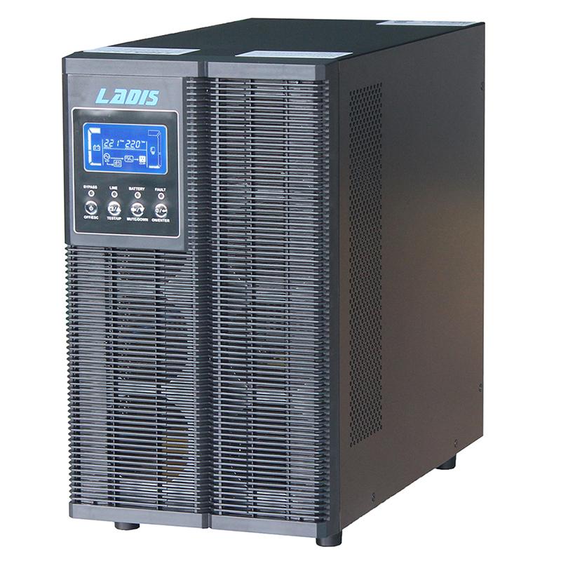 Рэй ди отдел 6KVA4800W резервных задержки 8 часов бесперебойного питания UPS G6KL4.8KW8H