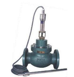 ZZWP selbst betriebene flansch ventil Edelstahl - temperatur heißes Wasser - dampf - DN40 Valve