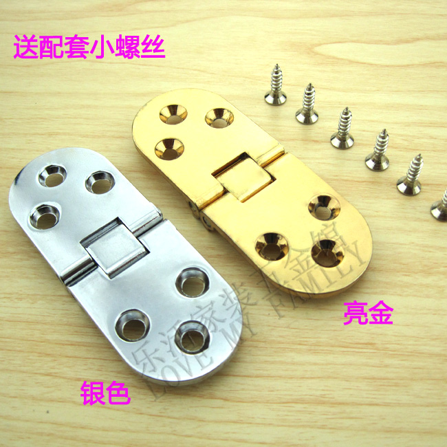 Table hinge, folding table fittings, round table hinge, table hinge, hardware hinge