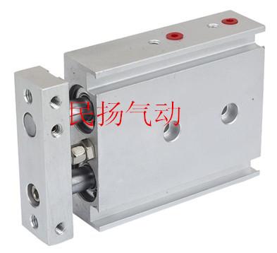 Η νέα τύπου πνευματικού SMC με μαγνητικό κράμα αλουμινίου / διπλό κύλινδρο CXSM25*100CXSM25*125 διπλό.