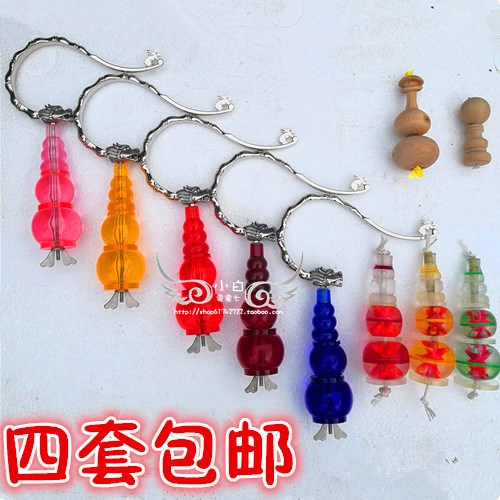 Bamboo cage organic glass squash cage accessories bird cage gourd hoist ornamental bird cage beads