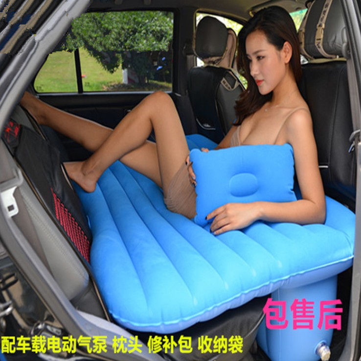 Self driving car tail tent (simple RV) car travel bed, car inflatable cushion, car tent SUV