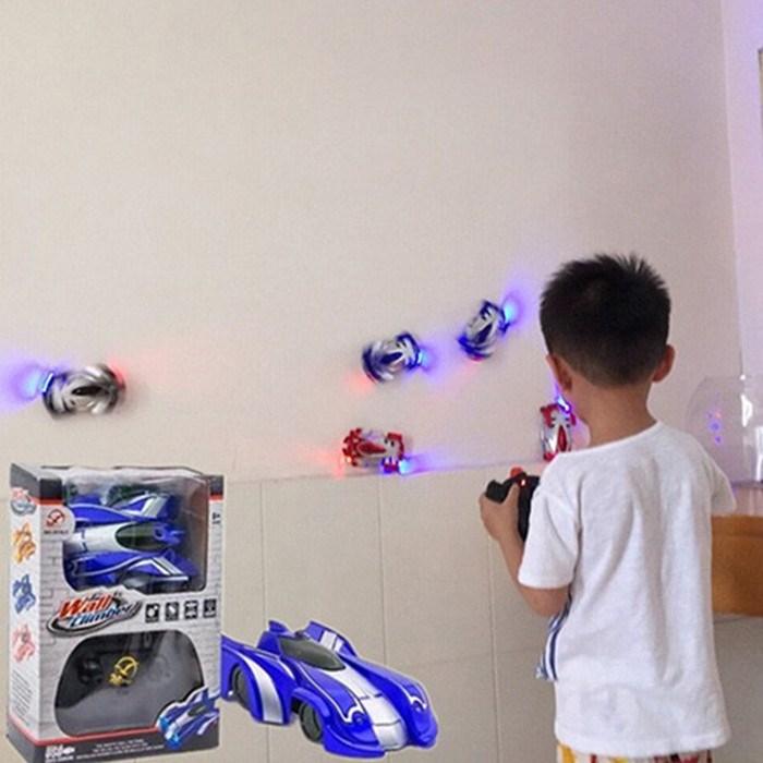 Der Mauer - fernbedienung auto - Starke Wagen klettern wiederaufladbaren elektrischen fernbedienung auto spielzeug für Kinder von 4 bis 12 Jahren Jungen