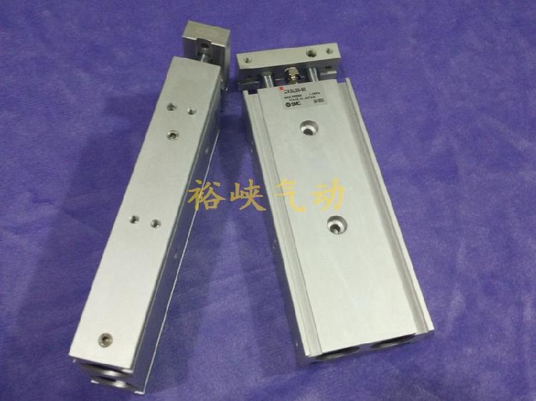 La Nuova CXSL10-60/70/75/80/90/100/125/150 SMC Originale doppio doppio Cilindro.