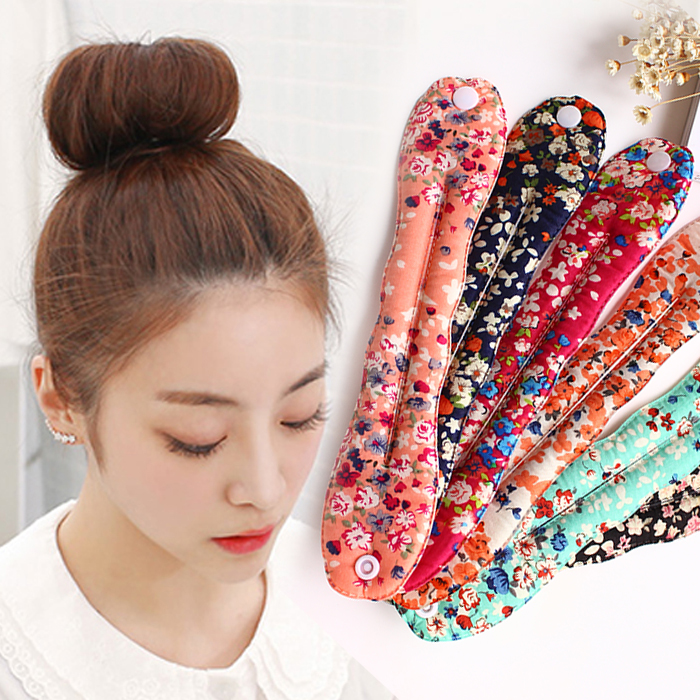 Energy-saving device to catch hair ball head head lazy fluffy fashion lady Stylers belt buckle large.