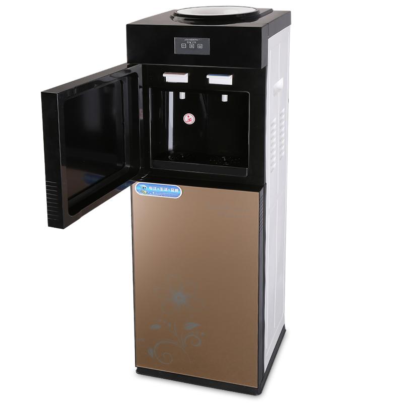 ζεστό και κρύο νερό) κάθετη γραφείο πάγο ζεστό νερό για οικιακή διπλή πόρτα εξοικονόμηση ενέργειας για ψύξη και θέρμανση σπέσιαλ πακέτο ταχυδρομείο