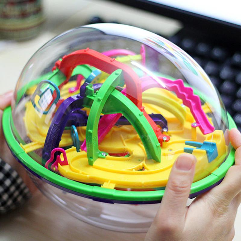 - 100 labürint palli kinni. pall kinni seotud, 299, 158, laste mänguasjad, 208 kingitus.