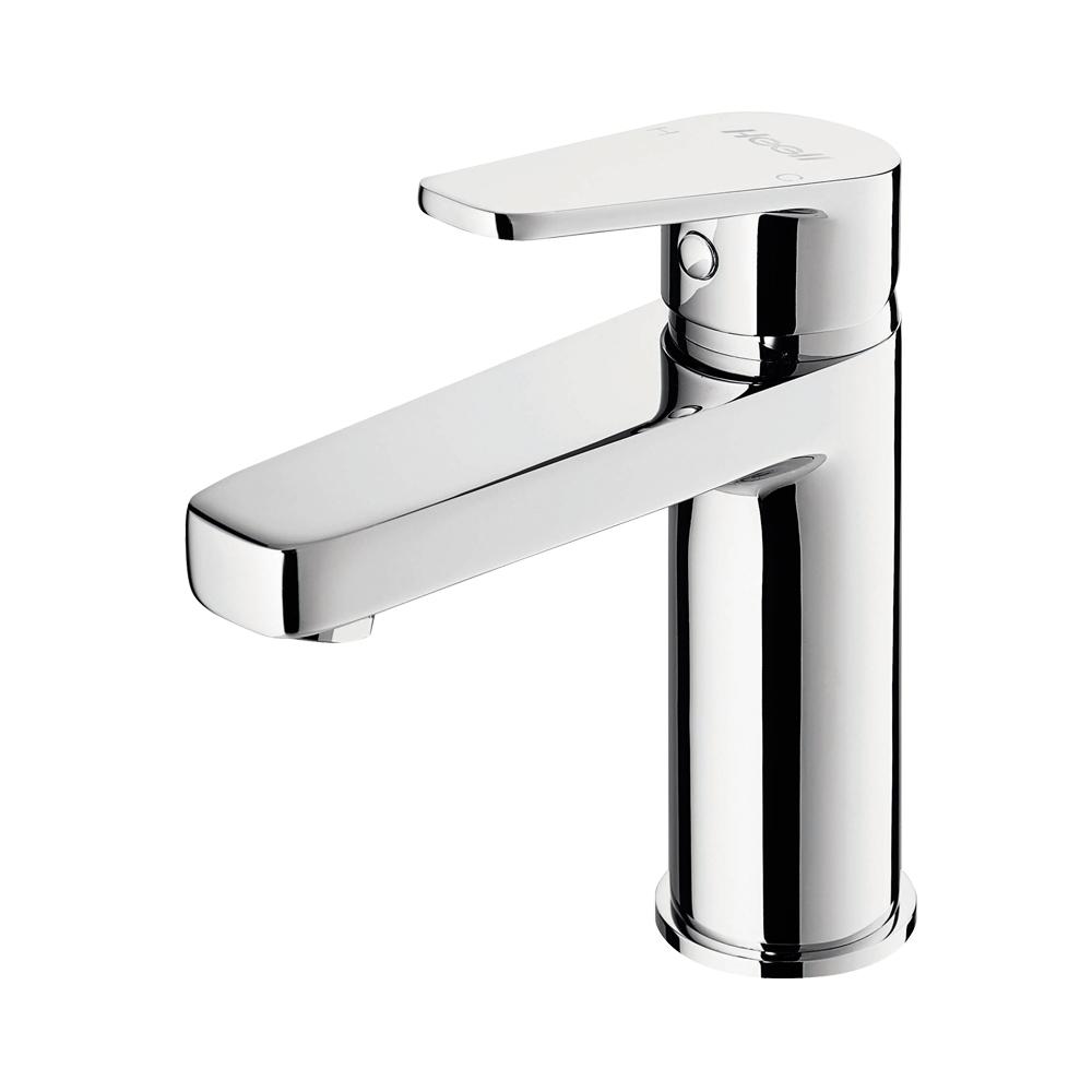 - чистая ванная горячей и холодной Hegii один умывальник кран двойной контроль керамики ведущих HL-2500-42W клапан