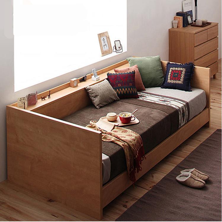 シンプルな現代貿易家具特価靑年靑年靑年ベッドベッドベッドダブルベッドベッド