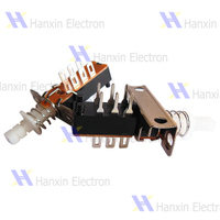 Factory direct straight key switch, self-locking switch, key switch, channel switch, power switch