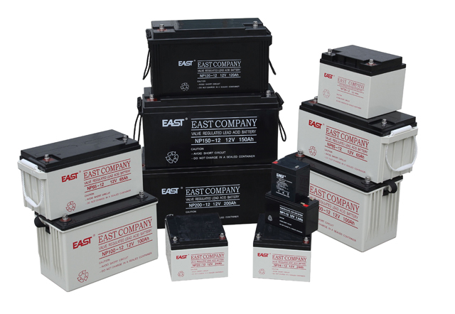 EAST 12V150Ah battery (EAST) battery EAST NP150-12UPS special