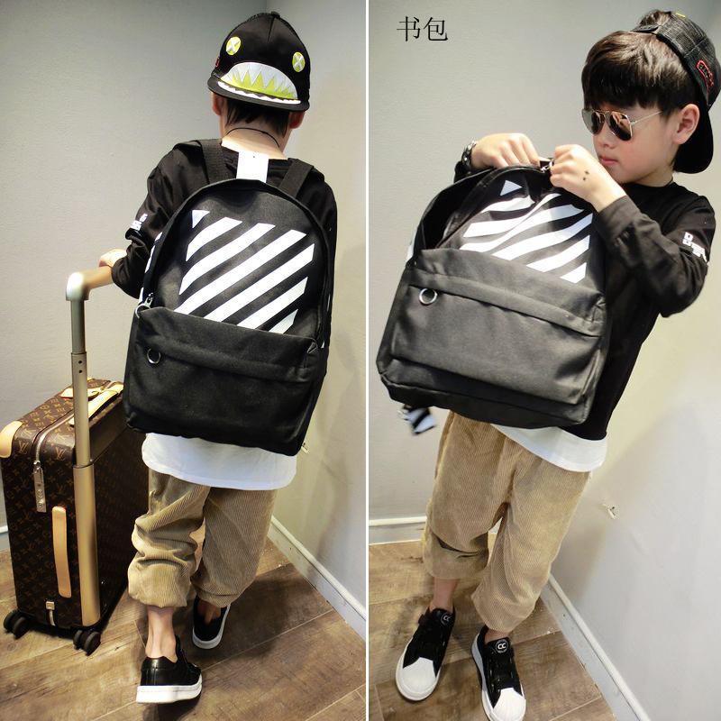 韩版儿童个性潮流包包男孩子男童时尚休闲旅游背包小学生轻便书包