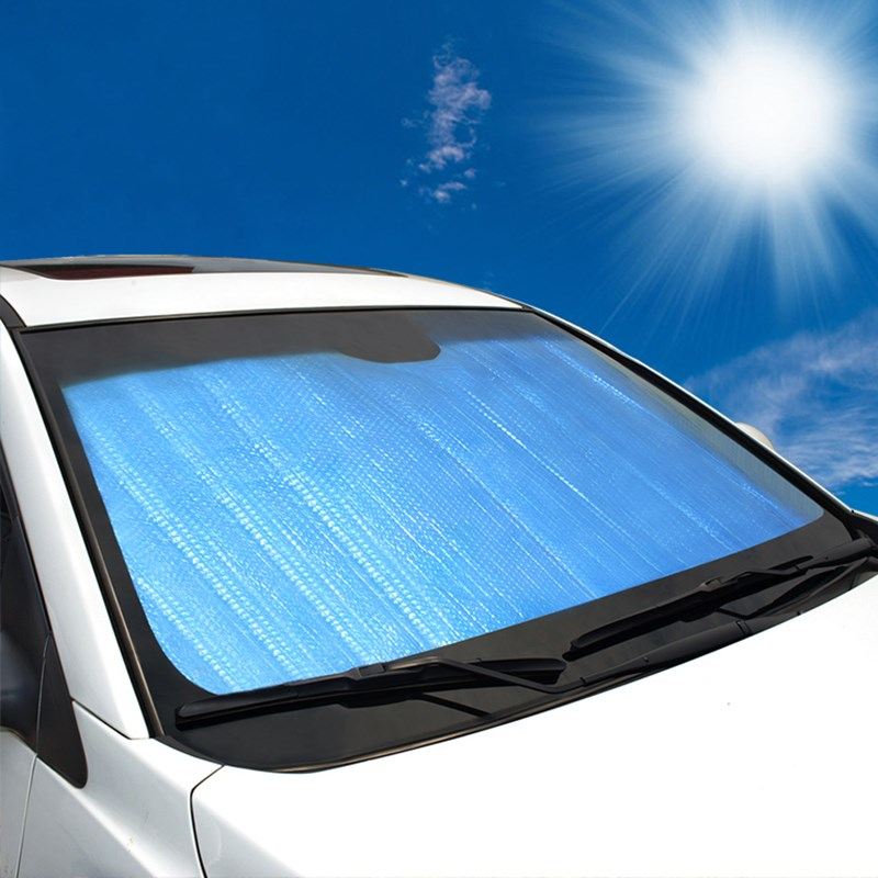 Automobile sunshade block, thick foil, laser sun proof car, solar panel, summer window, heat insulation board, glass cover