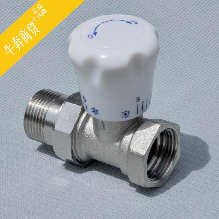 все медные клапаны угловой клапан регулирования температуры радиатор радиатор 6 очков 4 очка алюминиевые трубы стальные трубы типа прямой угол