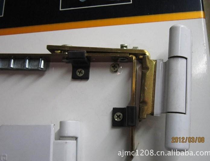 鋼の扉と窓は角部ヒンジ亜鉛合金角部家具用アクセサリーセット窓やドアヒンジ