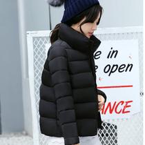冬季棉服女短款2017新款外套韩版小棉袄立领加厚保暖修身羽绒棉衣