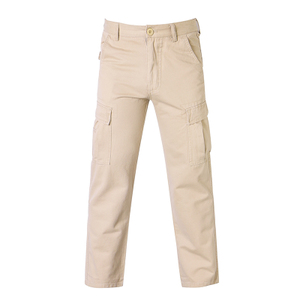 P66现货速卖通爆款男装工装裤eBay/亚马逊欧美站多口袋休闲长裤