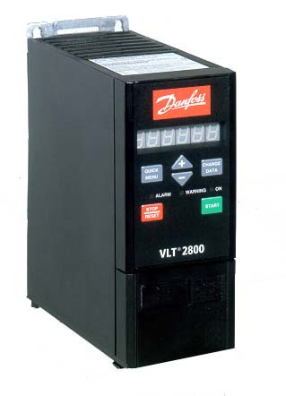 * Danfoss frequency converter VLT2800 series inverter three-phase 2.2KW inverter VLT2822
