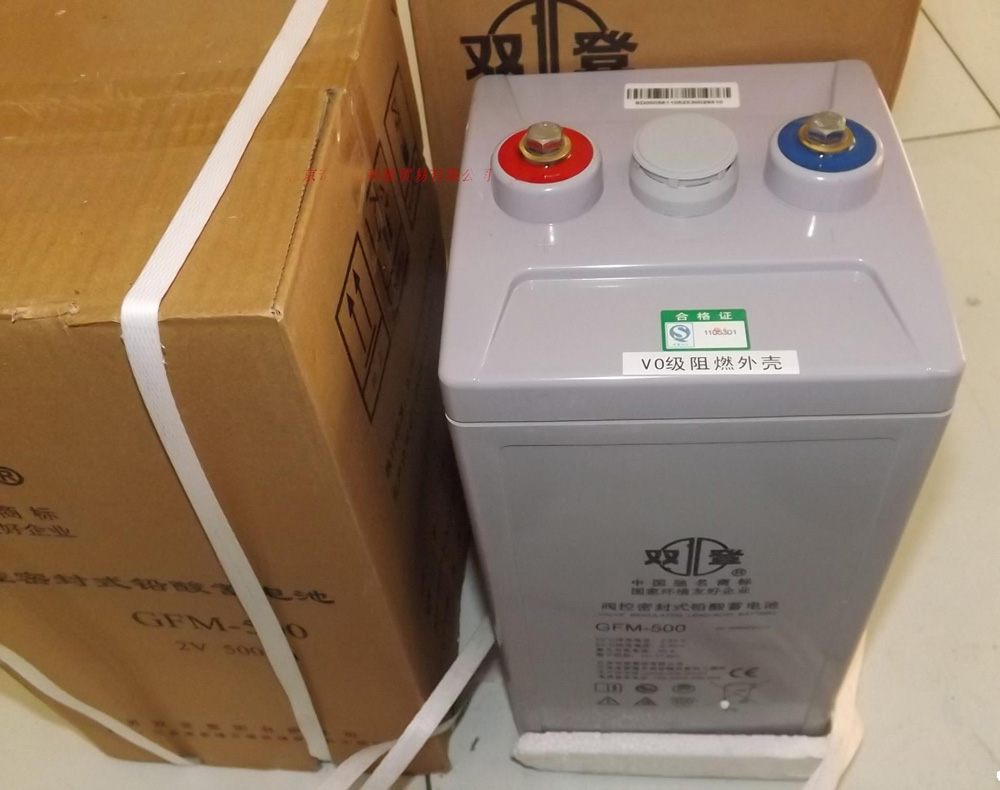 Der akku batterie GFM-500 doppelte doppelte 2V500AH (C10) für DC - ups