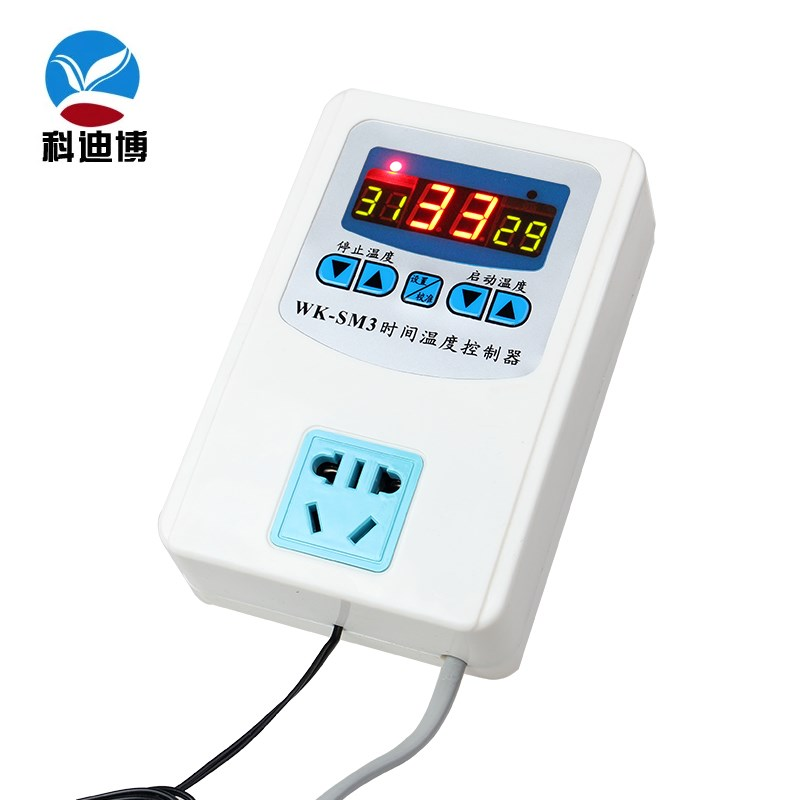 De temperatuur kan de thermostaat controleur over de hoge en lage temperatuur een micro - elektronische controle van de temperatuur.