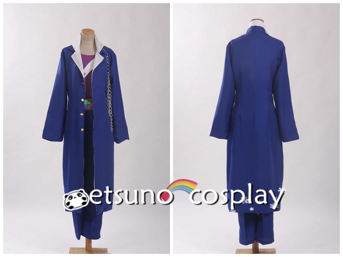 japan inköp cosplay kläder jojo: s märkliga äventyr del 3 / tom med tai lung westies