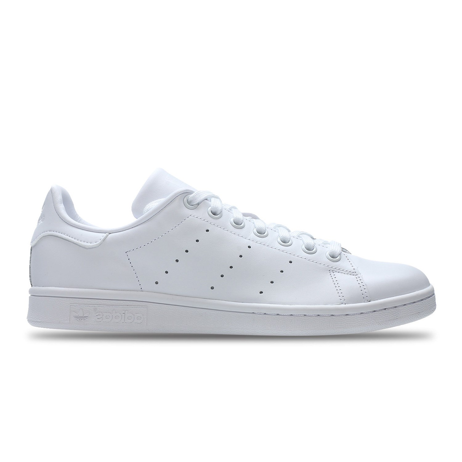Adidas trefoil men's shoes Smith white shoes 2017 new white shoes S75104