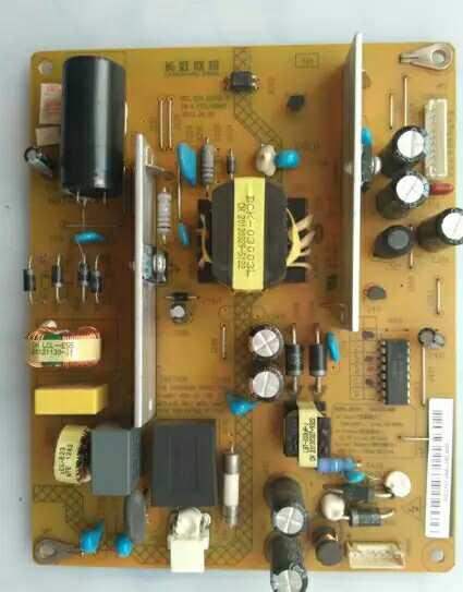 Mới ráp xong cầu vồng LED46B108046 inch TV plasma khuất bóng điện cao áp Zener trong bo mạch điều khiển mạch