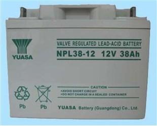 湯淺蓄電池NPL38-12UPS不間断電源専用規格品の保証は2年代購