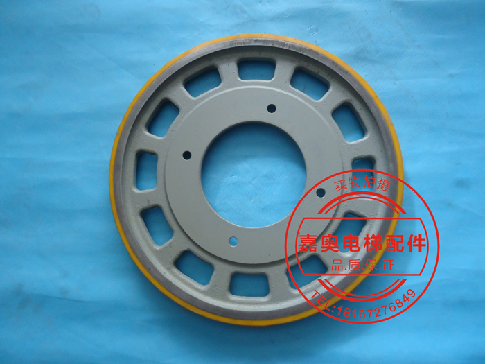 Fujitec friction wheel friction wheel 440*36 handrail friction wheel driving wheel shelf