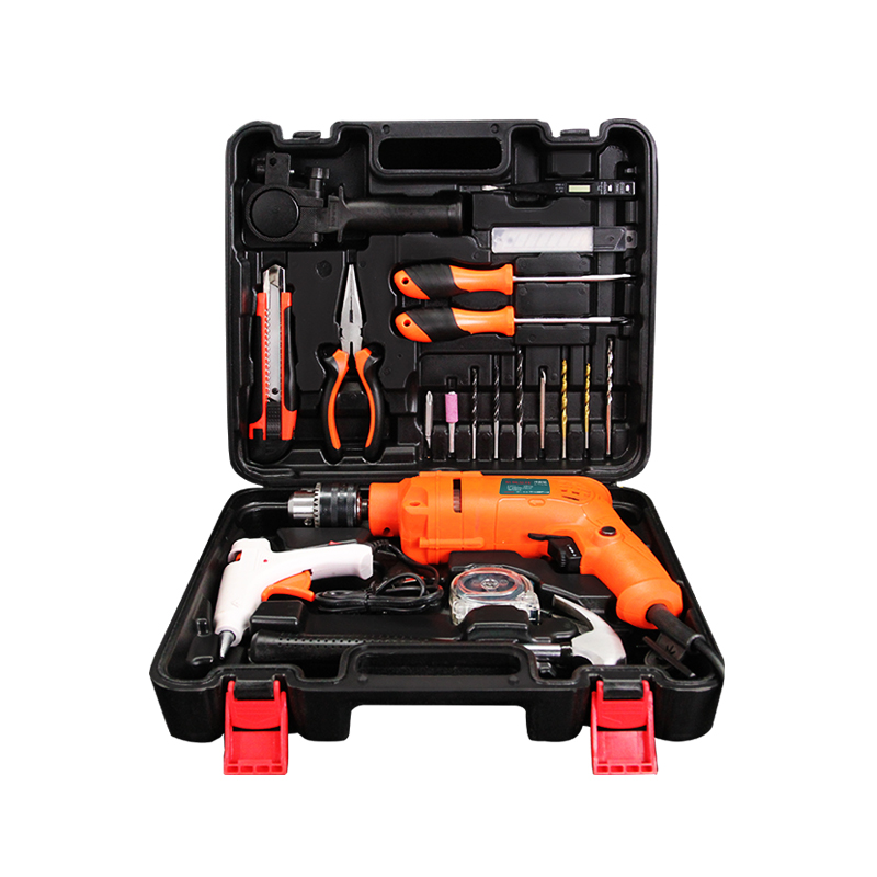 Manual combination of household tools, sets of hardware tools, sets of hydropower carpentry maintenance tools, Germany A