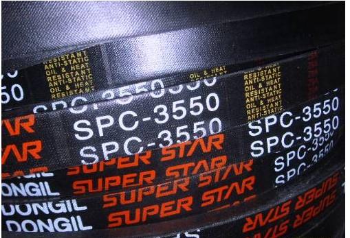 จีนนำเข้าสายพาน SPB1530SPB1550SPB1580