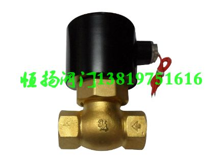 6 point interface hot water solenoid valve ZQDF-20, DN20 steam solenoid valve, suitable for air, oil, hot water
