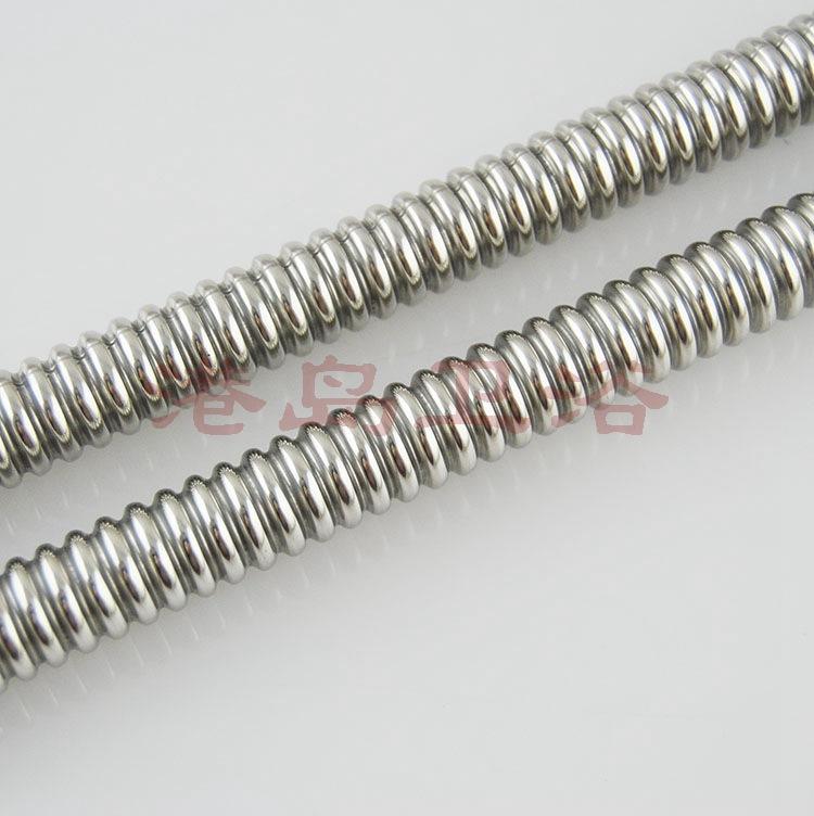 Fabricantes directos de calentador de agua solar de tubo de acero inoxidable a Bellows ondulado.