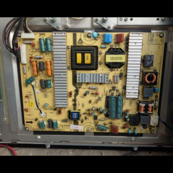32/37E60HR/E62RN lcd tv napajalne plošče 168P5800-P37TWS-0060/00 tronic
