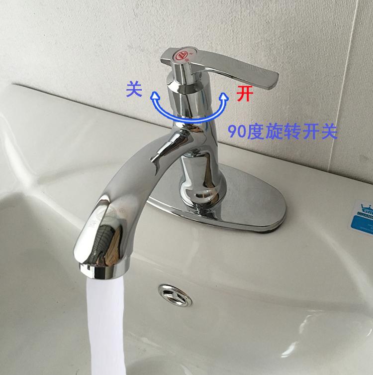 blue dragon twarz zimną wodę. jeden zawór z rąk copper basin ceramiczne naczynia do wanny, umywalki