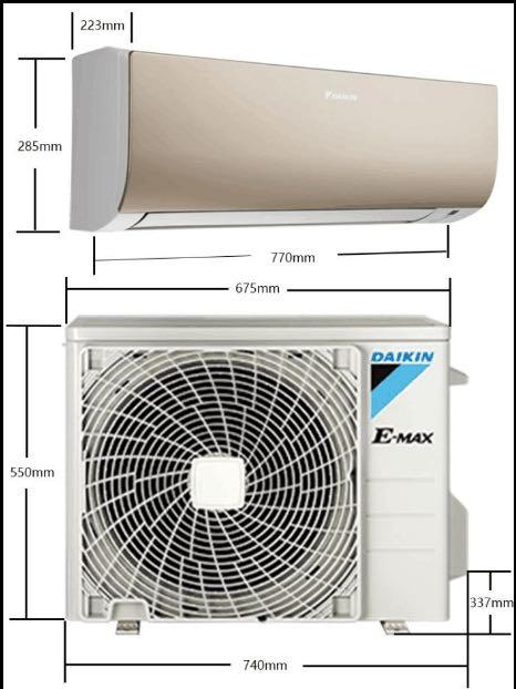 Daikin /ダイキンFTXS336SCDW / Nダイキン大1 . 5匹/ 1.5p /週波数冷暖エアコン電話を切る