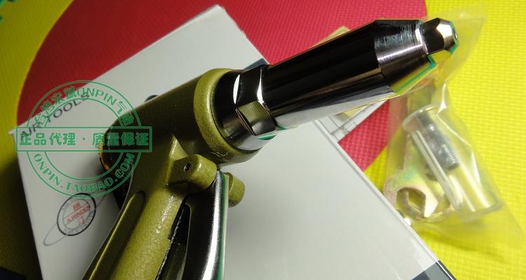 Клепальщица WD-225 пневматический пистолет пистолет вытащить гвоздь 4.8mm гвоздь заклепка