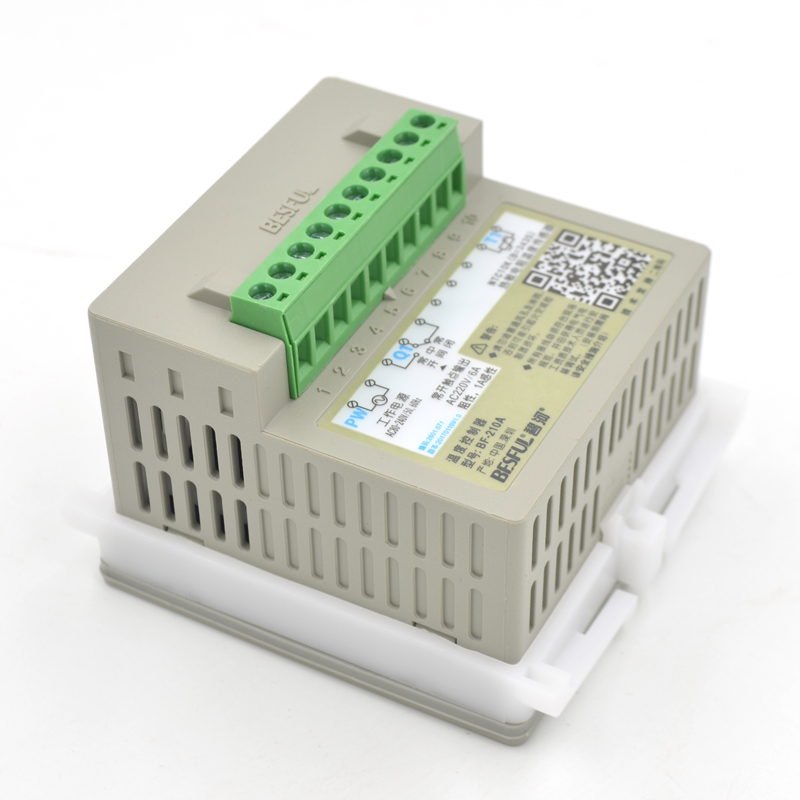 BF210A regulatorjem temperature termostata, inteligentni digitalni nastavljiva 220v termostat stikalo za elektronski nadzor temperature